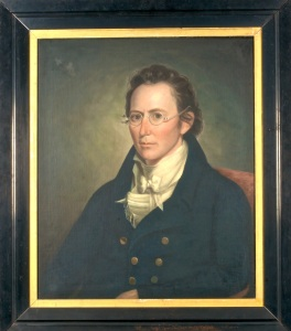 John Winslow Esq, artist unknown, PHM0058