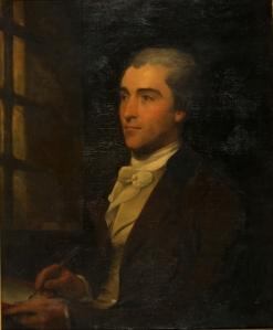 Col. John Trumbull by Gilbert Stuart and John Trumbull, PHM0043